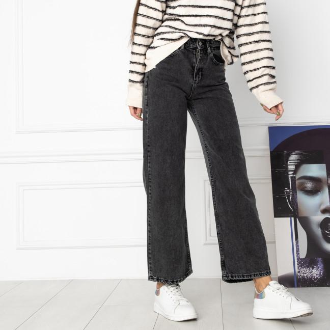 2129 Jean Shop серые джинсы-трубы женские котоновые (8 ед.размеры: 25.26/2.28/2.30/2.32) Jean Shop: артикул 1124825