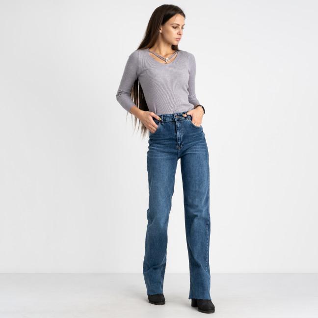 2232 Plus Denim джинсы-трубы синие стрейчевые (8 ед.размеры: 25.26/2.28/2.30/2.32) Plus Denim: артикул 1124847