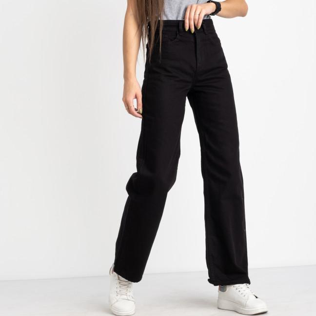 2131 Jean Shop черные джинсы женские котоновые (8 ед.размеры: 25.26/2.28/2.30/2.32) Jean Shop: артикул 1124836