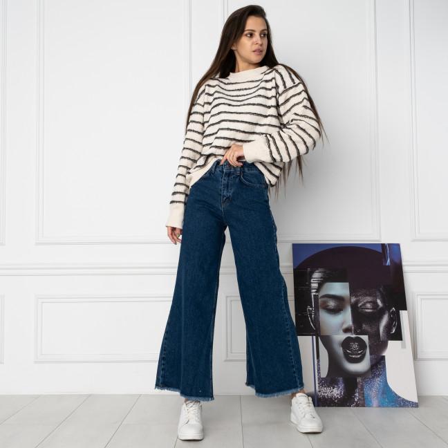 2126 Plus Denim джинсы-кюлоты синие котоновые (8 ед. размеры : 25.26/2.28/2.30/2.32) Plus Denim: артикул 1124877