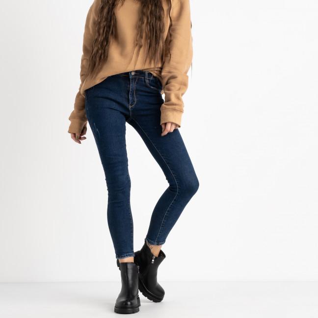 1702-151 Arox синие джинсы женские стрейчевые (4 ед.размеры: 27.29.30.31) Arox: артикул 1124956
