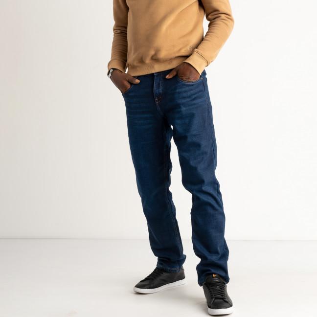 2123-01 Dsouaviet синие джинсы мужские стрейчевые на флисе (9 ед. размеры: 29.30/2.31.32.33.34.36.38) Dsouaviet: артикул 1125615