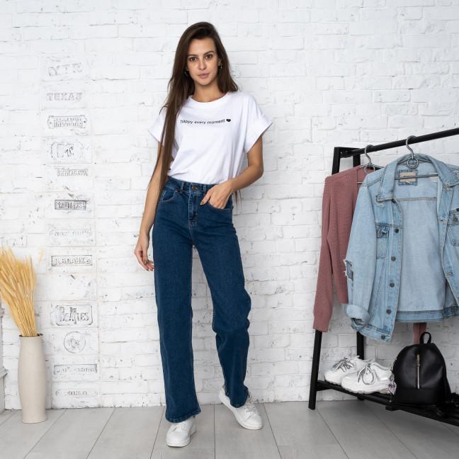 2230 Jean Shop джинсы-трубы синие стрейчевые (8 ед.размеры: 25.26.27.28.29.30.31.32) Jean Shop: артикул 1125096