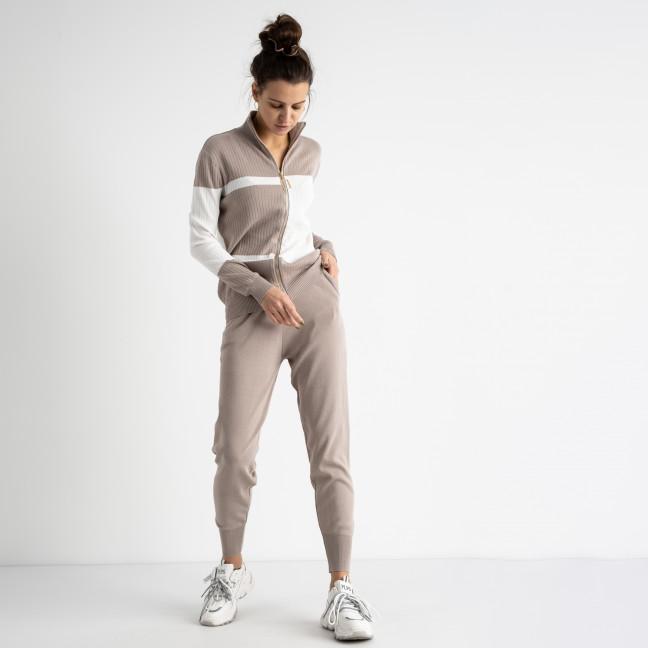 1601-22 M.K Store спортивный костюм женский микс цветов (2 ед.размеры: универсал 44-48) M.K.Store: артикул 1125461