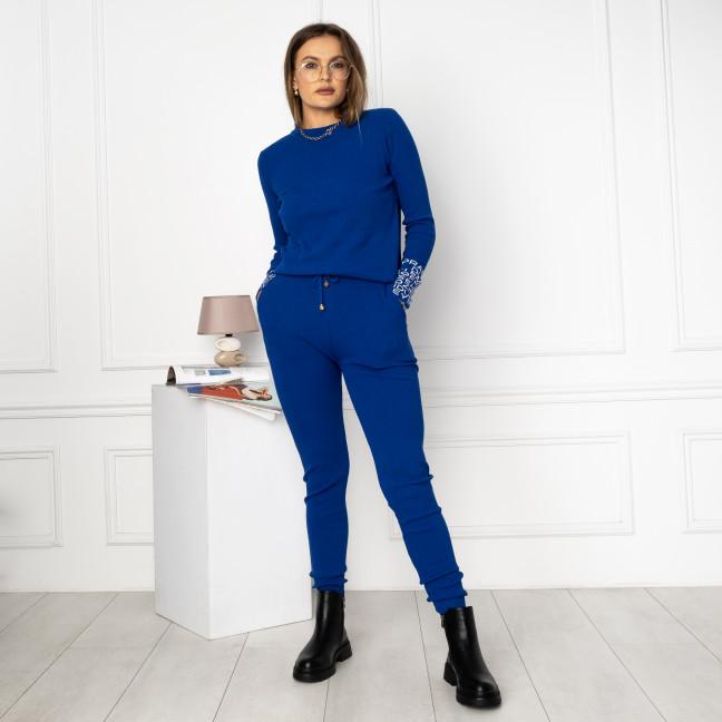 2109-2 M.K.Store синий спортивный костюм женский (3 ед.размеры: универсал 44-48) M.K.Store: артикул 1125349