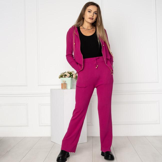 2112-2 M.K.Store малиновый спортивный костюм женский (3 ед.размеры: универсал 44-48) M.K.Store: артикул 1125346