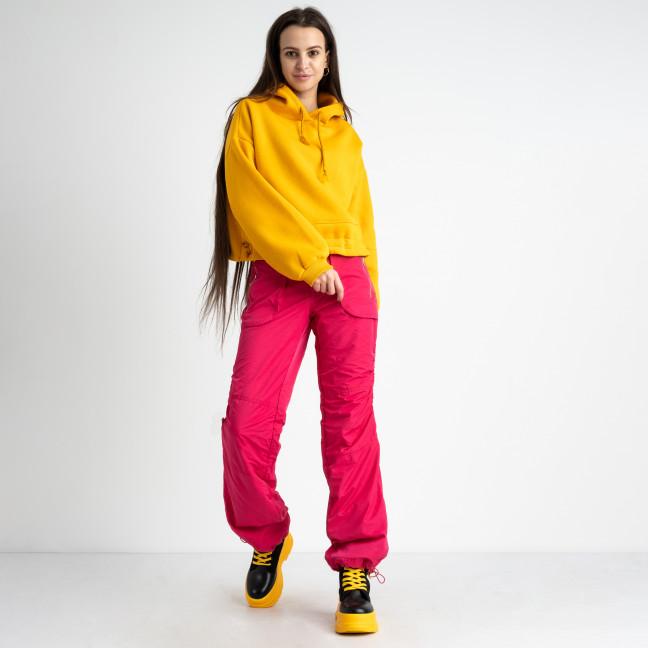 2021 Into розовые лыжные штаны женские на флисе (4 ед.размеры: 36.38.40.42) Into: артикул 1125482