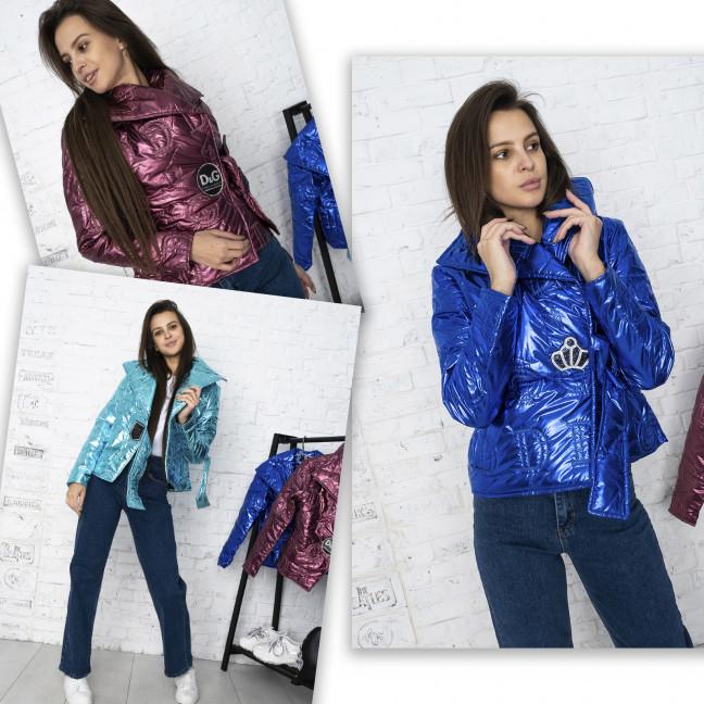 5060-99 куртка женская микс 3-х цветов (3 ед.размеры: S-M.L-XL) Куртка: артикул 1125156