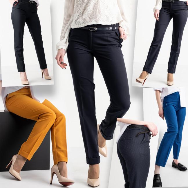 0010-111 Larex брюки женские котоновые микс моделей (10 ед. размеры: 36-48 .без выбора моделей) Larex: артикул 1119014
