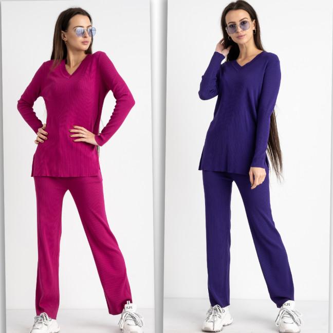 2108-66 M.K Store спортивный костюм женский микс цветов (2 ед.размеры: универсал 44-48) M.K.Store: артикул 1125454