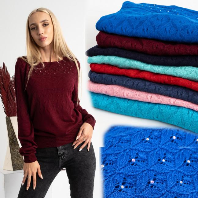 2011 свитер женский микс цветов (5 ед. размеры: универсал 44-46) Свитер: артикул 1124513