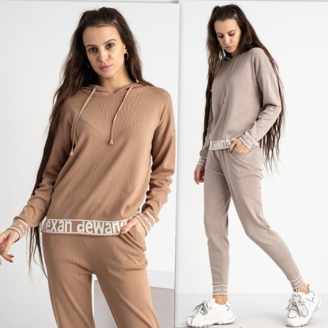 2101-99 M.K.Store спортивный костюм женский микс двух цветов (2 ед.размеры: универсал 44-48) M.K.Store: артикул 1125354
