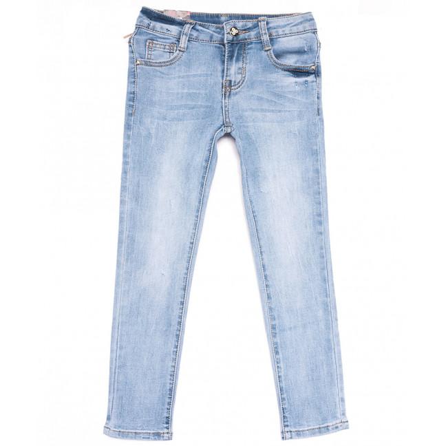 0088 Miss Happy джинсы на девочку синие весенние стрейчевые (23-28, 6 ед.) Miss Happy: артикул 1105113