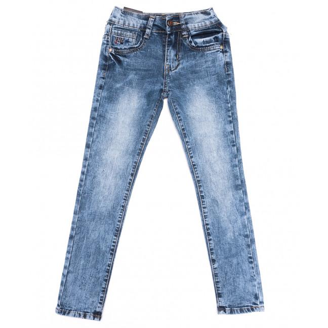0100 Little Star джинсы на девочку синие весенние стрейчевые (20-25, 6 ед.) Little Star: артикул 1105115