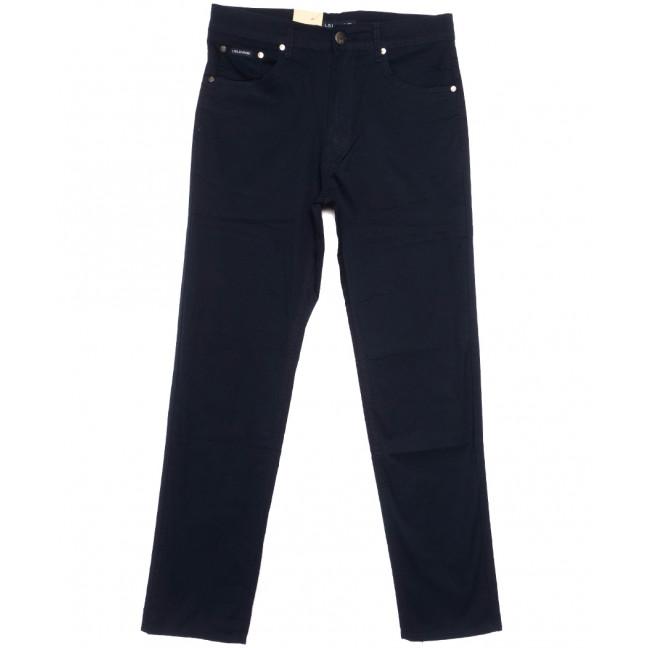 9006-В LS джинсы мужские полубатальные темно-синие весенние стрейчевые (32-40, 8 ед.) LS: артикул 1105169