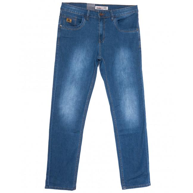 1095-D LS джинсы мужские батальные синие весенние стрейчевые (34-44, 8 ед.) LS: артикул 1105182