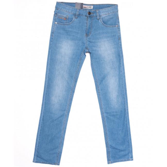 1086 LS джинсы мужские синие весенние стрейчевые (29-38, 8 ед.) LS: артикул 1105192