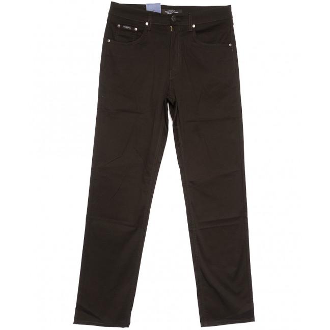 9028 Vitions джинсы мужские коричневые весенние стрейчевые (31-38, 8 ед.) Vitions: артикул 1105176