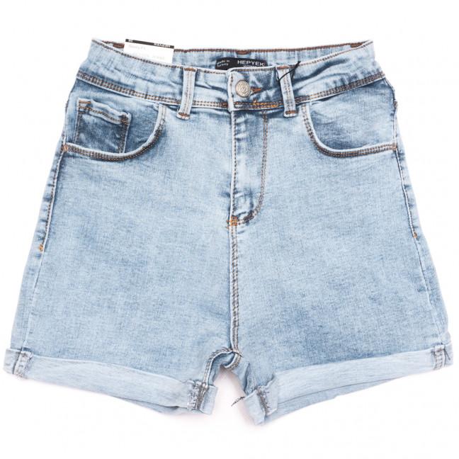 5834 голубые Hepyek шорты джинсовые женские стрейчевые (26-31, 6 ед.) Hepyek: артикул 1110882