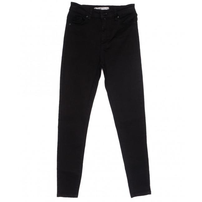0431 YMR джинсы женские черные весенние стрейчевые (34-42, 8 ед.) YMR: артикул 1110893
