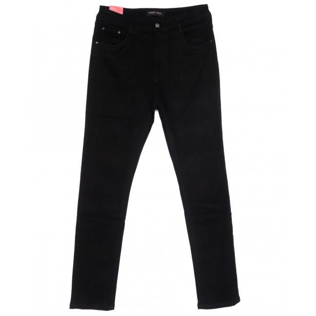 5202 Forest Jeans американка батальная черная весенняя стрейчевая (31-38, 6 ед.) Forest Jeans: артикул 1110914