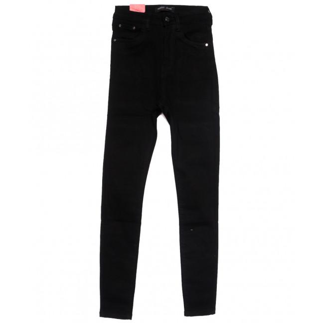 5207 Forest Jeans американка черная весенняя стрейчевая (25-30, 6 ед.) Forest Jeans: артикул 1110924