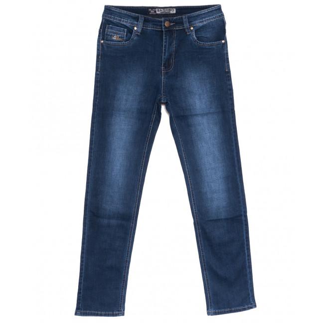 1617 Bagrbo джинсы мужские синие осенние стрейчевые (29-38, 8 ед.) Bagrbo: артикул 1111000