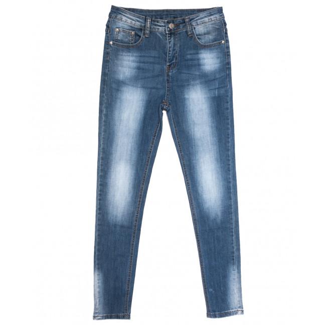 0022 (L-22) Missclars американка полубатальная синяя осенняя стрейчевая (28-33, 6 ед.) Missclars: артикул 1111043