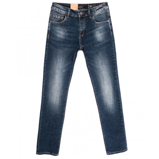 2275 Fang джинсы мужские синие осенние стрейчевые (29-36, 8 ед.) Fang: артикул 1111130