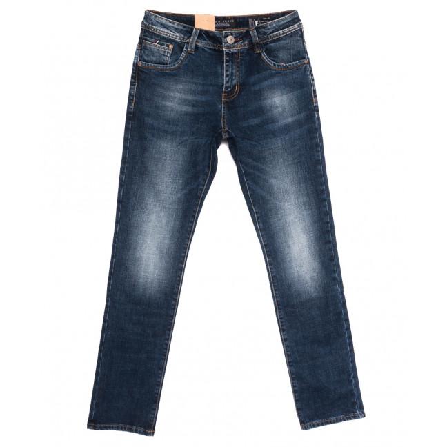 2278 Fang джинсы мужские синие осенние стрейчевые (29-36, 8 ед.) Fang: артикул 1111127