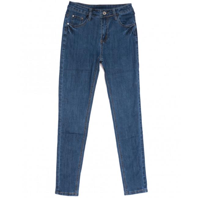 0016 (L-16) Missclars джинсы женские синие осенние стрейчевые (25-30, 6 ед.)  Missclars: артикул 1111049