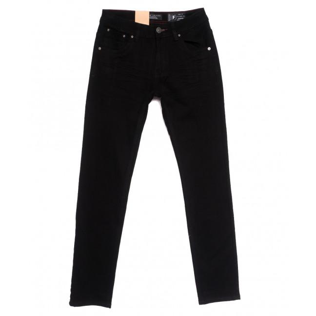 2283 Fang джинсы мужские черные осенние стрейчевые (29-36, 8 ед.) Fang: артикул 1111132