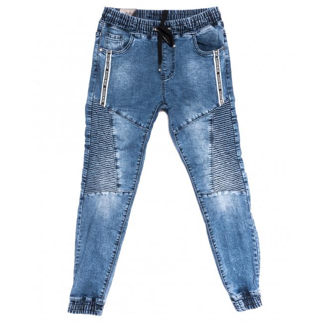 20028-50 Viman джинсы мужские на резинке синие осенние стрейчевые (31-42, 5 ед.) Viman: артикул 1111144