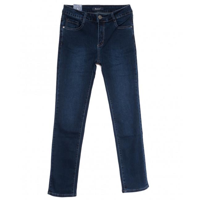 3335 Sunbird джинсы женские батальные синие осенние стрейчевые (31-38, 6 ед.) Sunbird: артикул 1111208