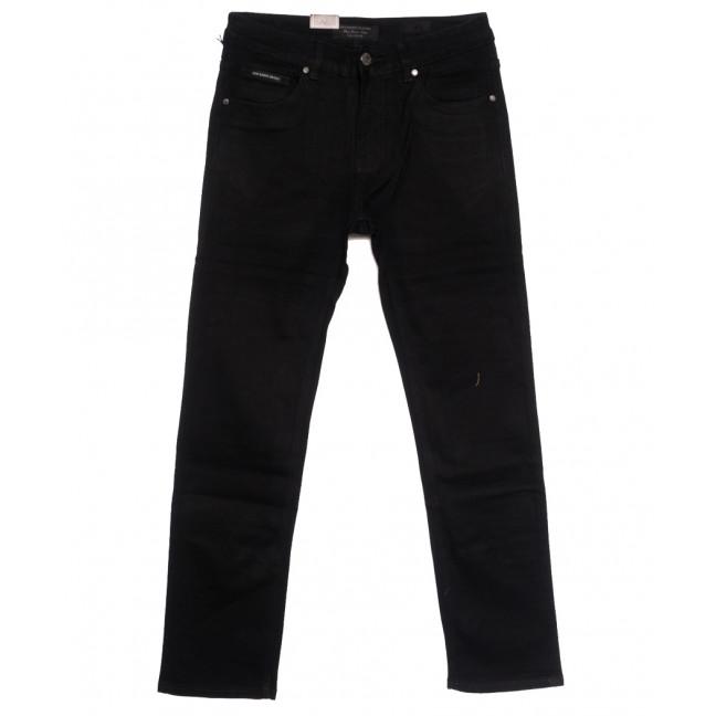 9470 God Baron джинсы мужские черные осенние стрейчевые (30-40, 8 ед.) God Baron: артикул 1111270