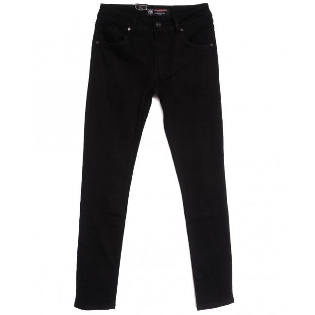 9393 God Baron джинсы мужские молодежные черные осенние стрейчевые (28-36, 8 ед.) God Baron: артикул 1111291