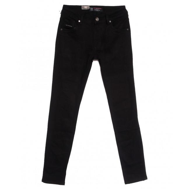 9394 God Baron джинсы мужские молодежные черные осенние стрейчевые (28-36, 8 ед.) God Baron: артикул 1111289