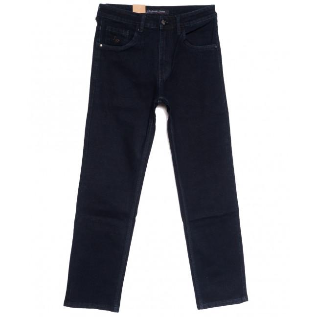 1043 LS джинсы мужские полубатальные темно-синие осенние стрейчевые (32-38, 8 ед.) LS: артикул 1111360