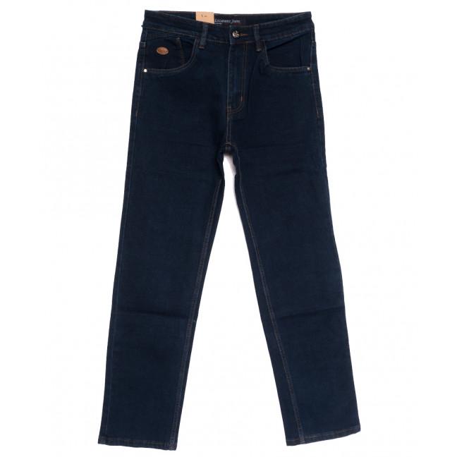 1040 LS джинсы мужские полубатальные темно-синие осенние стрейчевые (32-38, 8 ед.) LS: артикул 1111364