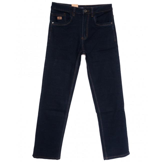 1045 D LS джинсы мужские полубатальные темно-синие осенние стрейчевые (32-42, 8 ед.) LS: артикул 1111361