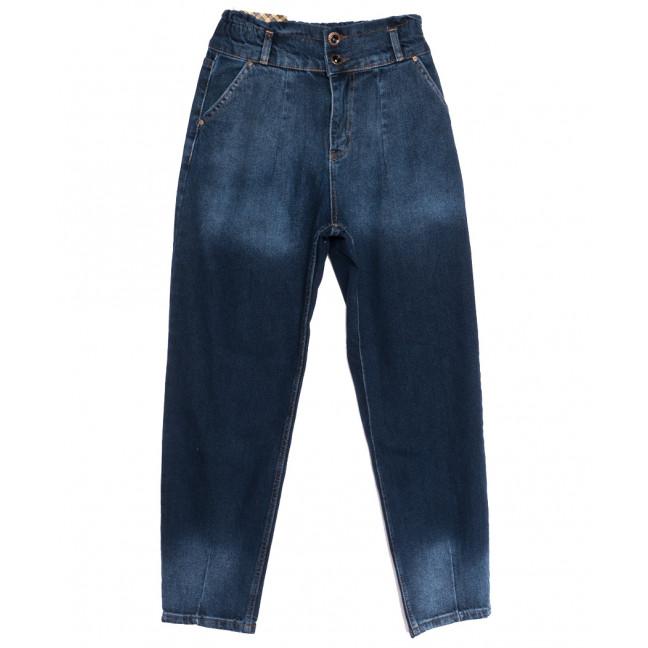 0741 Redmoon джинсы-баллон синие осенние коттоновые (25-30, 6 ед.) REDMOON: артикул 1111370