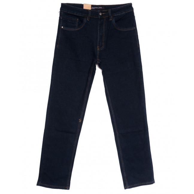 1041 LS джинсы мужские полубатальные темно-синие осенние стрейчевые (32-38, 8 ед.) LS: артикул 1111366