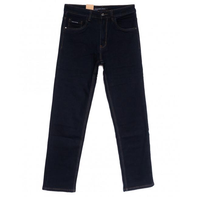 1039 LS джинсы мужские полубатальные темно-синие осенние стрейчевые (32-38, 8 ед.) LS: артикул 1111362
