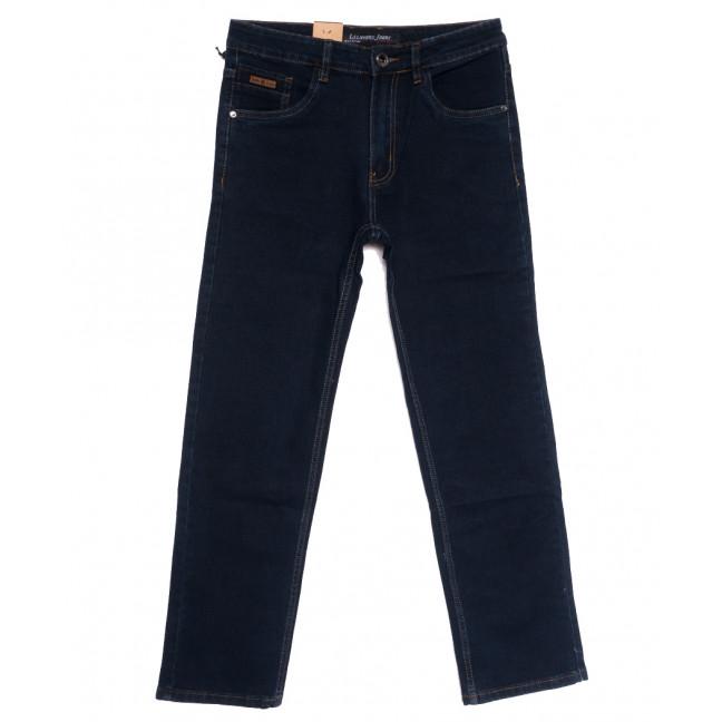 1044 D LS джинсы мужские полубатальные темно-синие осенние стрейчевые (32-42, 8 ед.) LS: артикул 1111365