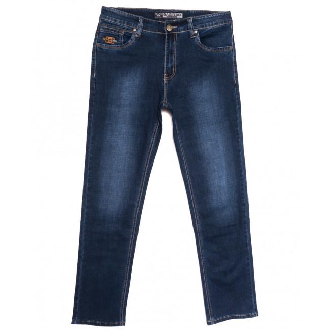 1612 Bagrbo джинсы мужские полубатальные синие осенние стрейчевые (31-36, 8 ед.) Bagrbo: артикул 1111457