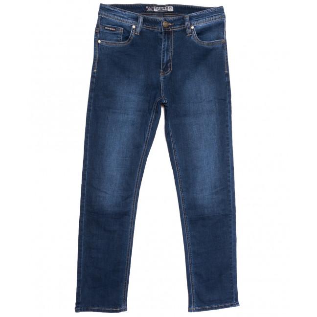 1615 Bagrbo джинсы мужские полубатальные синие осенние стрейчевые (32-38, 8 ед.) Bagrbo: артикул 1111458