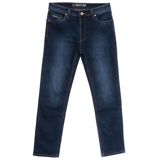 9925 Bagrbo джинсы мужские полубатальные синие осенние стрейчевые (32-38, 8 ед.) Bagrbo: артикул 1111459