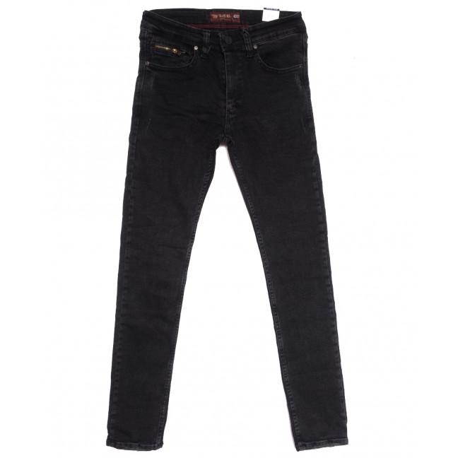 6954 Blue Nil джинсы мужские молодежные с царапками серые осенние стрейчевые (27-32, 8 ед.) Blue Nil: артикул 1111707