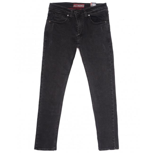 7079 Destry джинсы мужские зауженные серые осенние стрейчевые (29-36, 8 ед.) Destry: артикул 1111709