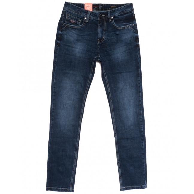 0913-3 R Relucky джинсы мужские синие осенние стрейчевые (29-38, 8 ед.) Relucky: артикул 1111632
